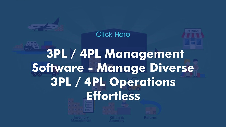 3PL-4PL Management Software